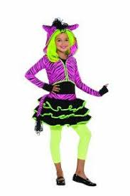 Halloween Girls Costume Tween Sullivan Monster Shrug Costume Wholesale Monsters