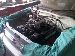 lexus v8 pajero conversion colt 2 8 rebuild v8 lexus