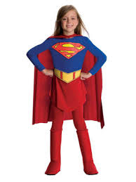 Supergirl Halloween Costume Girls Superheroes U0026 Villains Costumes Superhero U0026 Villains