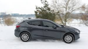 driven 2017 mazda3 hatchback autoevolution