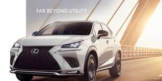 lexus usa lease specials 2018 lexus nx luxury crossover lexus com
