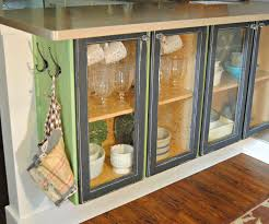 adding glass doors to my kitchen cabinets