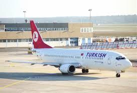 Turkish Airlines Flight 5904