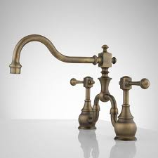 kitchen bridge faucet for kitchen design to ease of maintenance