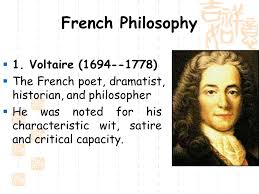Main Contents     I  General Introduction     II  British Philosophy     Voltaire               French Philosopher     Works      Essay on the custom and