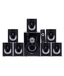 7 1 home theater system buy i kall 7 1 channel tanyo ta 777 7 1 speaker system online at