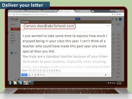 how to write a teacher resume how to write a letter of appreciation to your teacher 13 steps