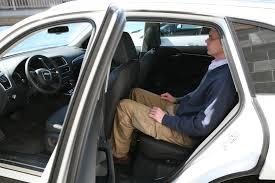 Audi Q5 Interior - 2010 cadillac srx vs 2010 audi q5 luxury crossover suv