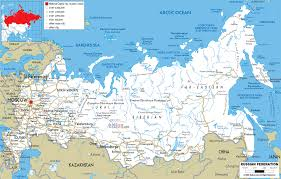 Large Map Of Usa by Russia Maps With Cities Maps Of Usa
