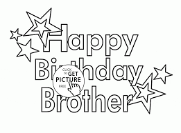 happy birthday uncle coloring page family pinterest happy