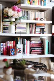 Container Store Bookshelves How Real People Do Bookshelf Styling Jest Cafe