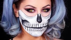 The 15 Best Sugar Skull Makeup Looks For Halloween Halloween by 30 Halloween Makeup Ideas For Women