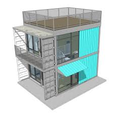 the closing bell shipping container homes planned for germantown