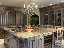 Antiqued Kitchen Cabinets Kitchen 14 Antique Kitchen Cabinets How To Distress Your Kitchen