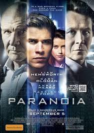 Paranoia (2013) [Vose]