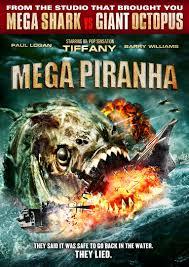 Mega Piranha (2010) izle