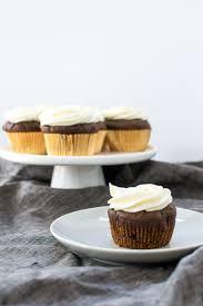 chocolate pumpkin cupcakes appetites anonymous