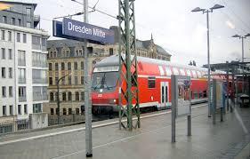 Dresden Mitte station