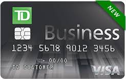 Small Business Secured Credit Card Td Business Solutions Credit Card
