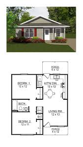 floor plans aflfpw02139 1 story country home with 2 bedrooms 2