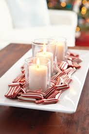 best image of red and white christmas centerpieces all can