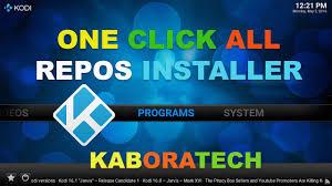 all kodi repos in one click youtube