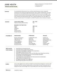 resume template for students student resume examples graduates format templates builder templates Oppten co