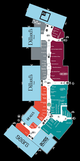 mall map of midland park mall a simon mall midland tx