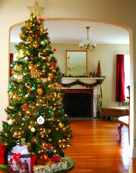 best perfect rustic christmas tree decorating ideas futuristic