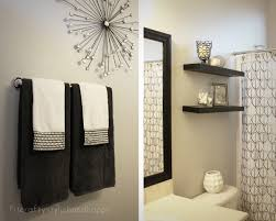 Small Bathroom Wall Ideas by Small Bathroom Black And White Decor Living Room Ideas