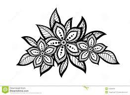 Indian Flower Design Indian Flower Patterns And Designs