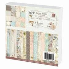 Shops  Hobbies and Products on Pinterest Fairy Belle  x  Paper Pad of Cardstock Papers by jodieleedesigns for Prima Marketing   Love this