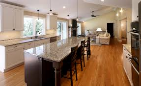 Kitchen Living Room Open Floor Plan Paint Colors Furniture How To Live In A Small Space Boys Room Paint Colors