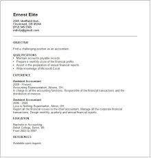 Aaaaeroincus Inspiring Junior Accountant Resume
