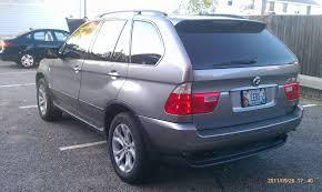 Bmw X5 E53 - for sale 2006 e53 bmw x5 4 4i sterling gray black dakota