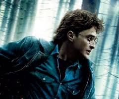 Harry Potter et les reliques de la mort - partie 1 cover