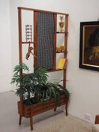 teak room divider mcm wall units u0026 room dividers pinterest