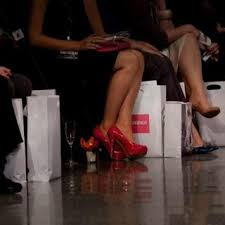 Events   New Zealand NewZealand com The fashionable and fabulous sit front row at New Zealand Fashion Weekend