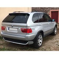 Bmw X5 E53 - bmw e53 x5 4 6 is 4 8 is style rear bumper spoiler addon