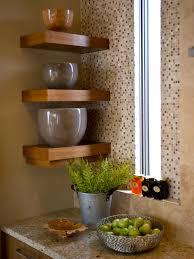 corner kitchen shelves delectable window exterior or other corner