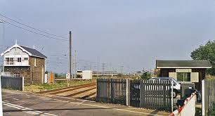 Helpston railway station