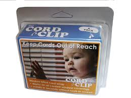 amazon com cord clip window blind cord wrap up 4 pack baby
