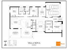 single storey house plans for a narrow garden u2013 modern house