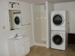 nice laundry room layout interior decorations cool white wash
