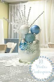 Silver Centerpieces For Table Best 25 Snowflake Centerpieces Ideas On Pinterest Winter