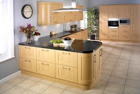 Ash Kitchen Cabinets by Classy Georgian Style Kitchen Featuring Brown Color Wooden Kitchen