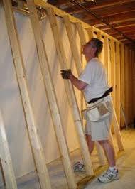 Basement Improvement Ideas by Best 25 Framing Basement Walls Ideas On Pinterest Framing A