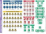 SIGNAUX DE SECURITE NORMALISES- Affiche récapitulative des SIGNAUX ...