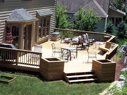 backyard decks and patios ideas furniture fresh small deck patio furniture decorations ideas