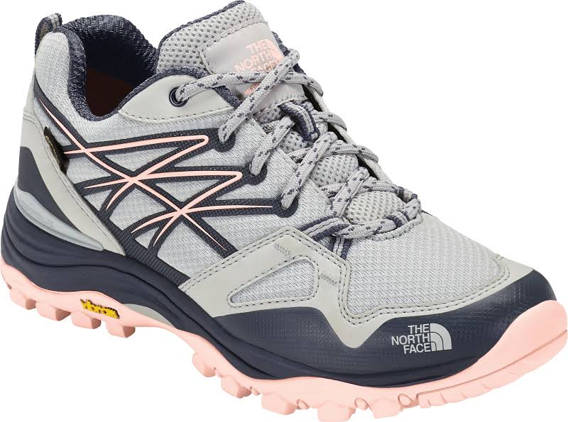 The North Face Hedgehog Fastpack GTX Running Shoes Grey- Womens